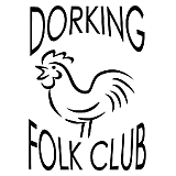 Dorking Folk Club logo
